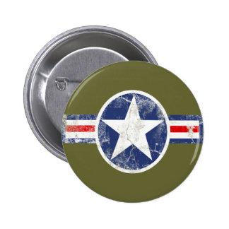 Cru de corps d'air d'armée badges
