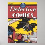 Cru de l'apparition de Batman Affiches