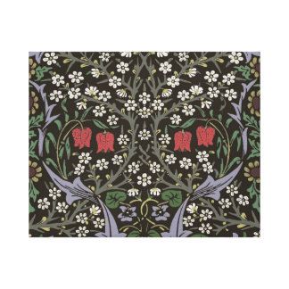 Cru de tapisserie de prunellier de William Morris Toiles