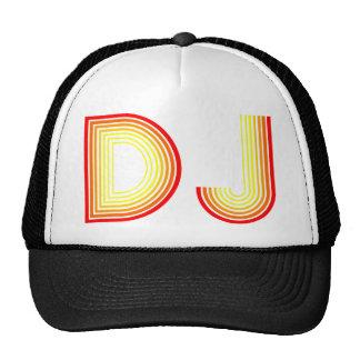 cru DJ Casquettes