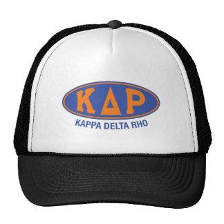 Cru du Rho | de delta de Kappa Casquettes