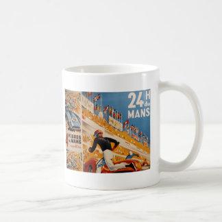 cru français de course de voiture - 24h du Mans Mug