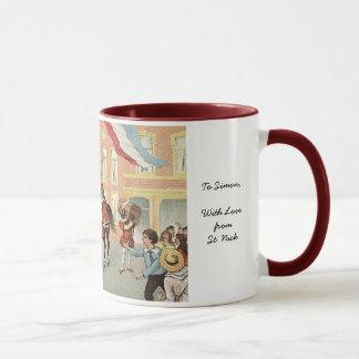 Cru néerlandais Saint-Nicolas de St Nick de Mug