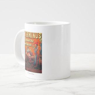 Cru PosterEurope d'absinthe de terminus Mug