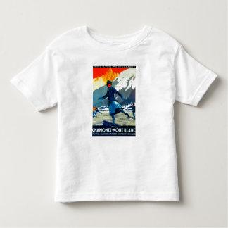 Chamonix Mont Blanc T Shirts Tee Shirts Et V Tements