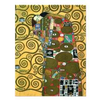 Cru RSVP réalisation l étreinte par Klimt