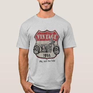 Cru (votre année ou nom) t-shirt