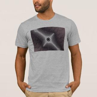 Crucifix - T-shirt de fractale