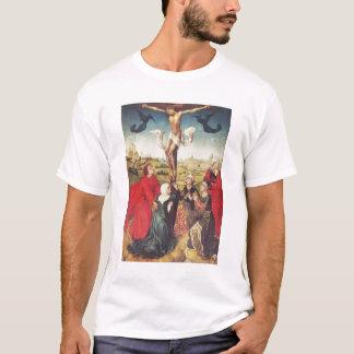 Crucifixion, c.1510 (huile sur le panneau) t-shirt