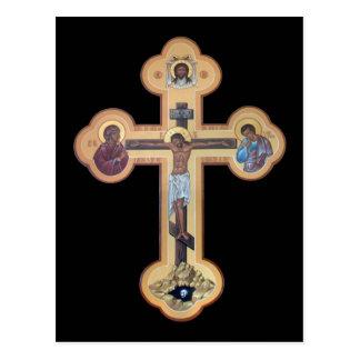 Crucifixion du seigneur cartes postales