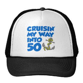 Cruisin ma manière dans 50 casquettes de camionneur