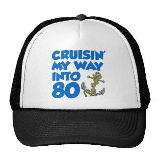 Cruisin ma manière dans 80 casquettes de camionneur
