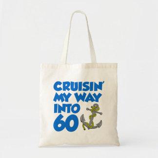 Cruisin ma manière dans le sac fourre-tout 60