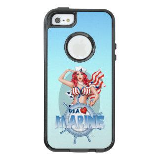 CS SEXY de l'iPhone SE/5/5s des Etats-Unis Apple   Coque OtterBox iPhone 5, 5s Et SE