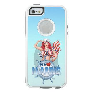 CS SEXY W de l'iPhone SE/5/5s des Etats-Unis   Coque OtterBox iPhone 5, 5s Et SE
