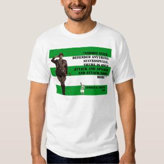 csc de patton de Georges s T-shirt
