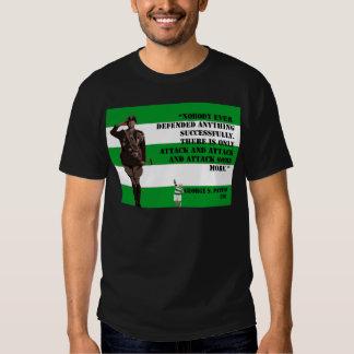csc de patton de Georges s T-shirts
