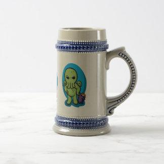 Cthulhu de bébé - cthulhu mignon - cthulhu chope à bière