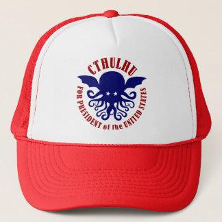 Cthulhu pour le président casquette
