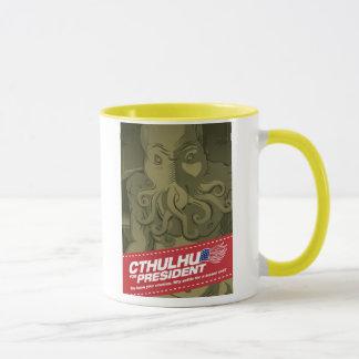 Cthulhu pour le Président Mug