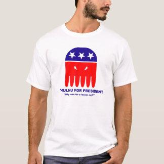 Cthulhu pour le président t-shirt