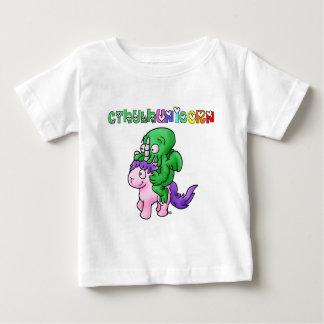 CthulhUnicorn - Jeux de Mots - Francois Ville T-shirt Pour Bébé