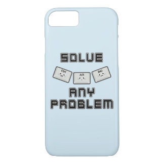 CTRL alt Del Coque iPhone 7