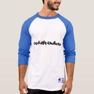 CTRL-Alt-Suppression T-shirt