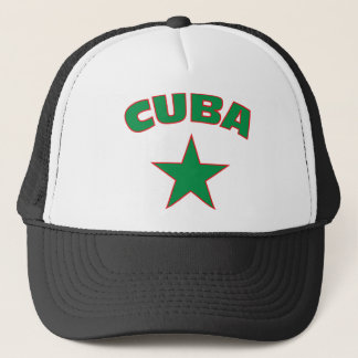 Cuba Casquette