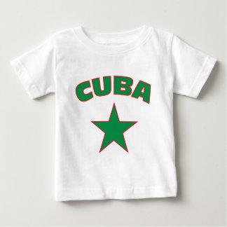 Cuba T-shirt Pour Bébé