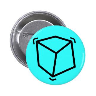 Cube en vibrateur badge