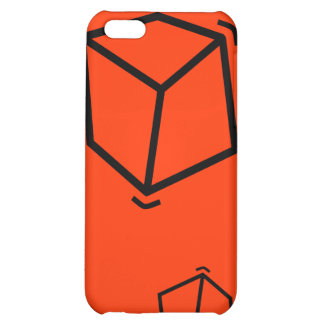 Cube en vibrateur coques iPhone 5C