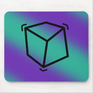 Cube en vibrateur tapis de souris
