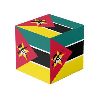Cube Photo Drapeau de la Mozambique