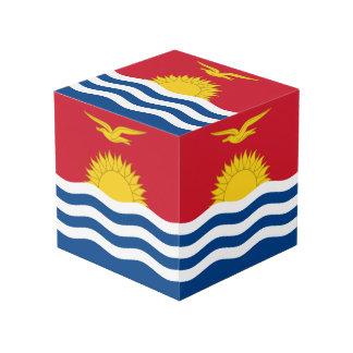 Cube Photo Drapeau du Kiribati