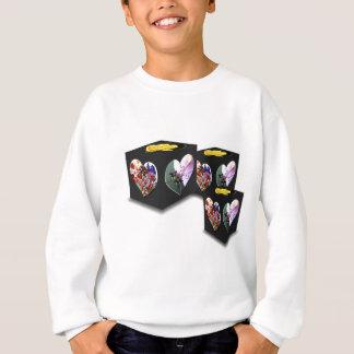 Cubes en amour sweatshirt