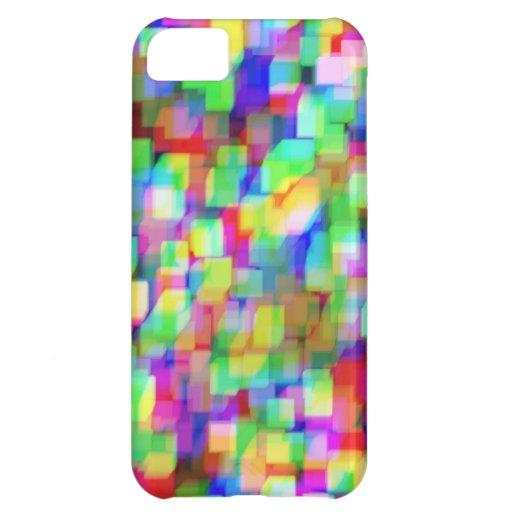 Cubes personnalisables étuis iPhone 5C