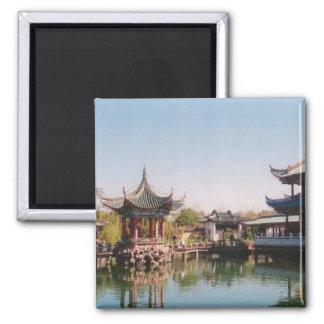 Cui HU Qiu BO dans la ville de Kun Ming Aimant