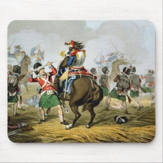Cuirassiers français à la bataille de waterloo, ch tapis de souris