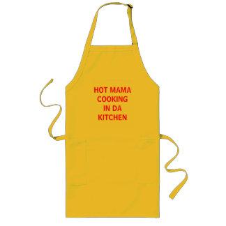 CUISINE CHAUDE DE MAMAN COOKING IN DA TABLIER LONG
