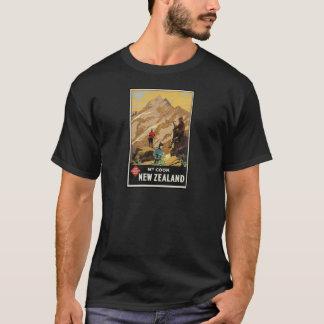 Cuisinier de bâti de la Nouvelle Zélande T-shirt