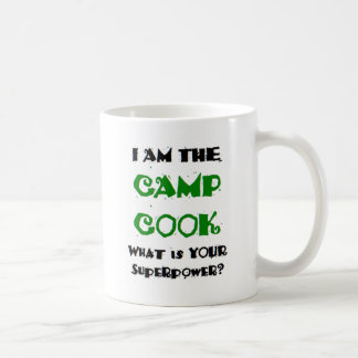 cuisinier de camp mug