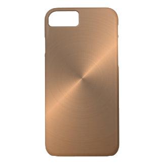 Cuivre Coque iPhone 7