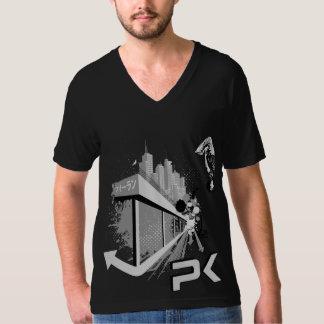 Culbute à l'envers de Parkour T-shirt