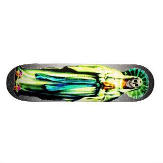 Culte de Père Noël Muerte Skateboard