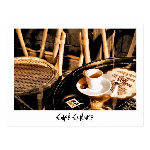 Culture de Café Cartes Postales