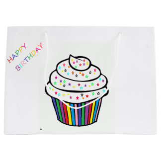 cupcake sac cadeau
