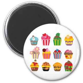 cupcakeALL Magnets
