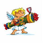 Cupidon de Rambo de Sevigny_Photo Sculpture_Valent Photo Sculptures