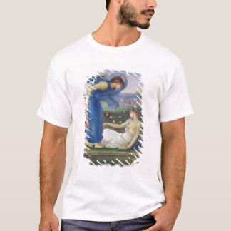 Cupidon et psyché, c.1865 (la semaine, bodycolour t-shirt